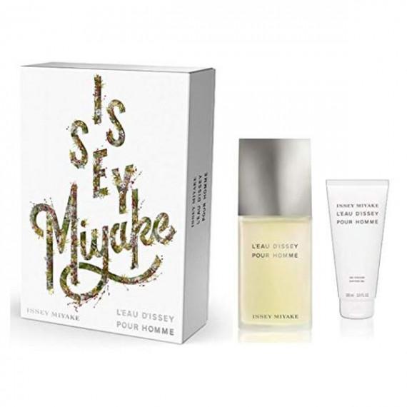 Set de Perfume Hombre L'eau D'issey Issey Miyake (2 pcs)