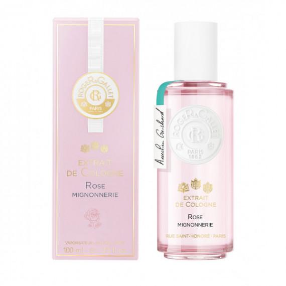 Perfume Mujer Rose Mignonnerie Roger & Gallet EDC (100 ml)