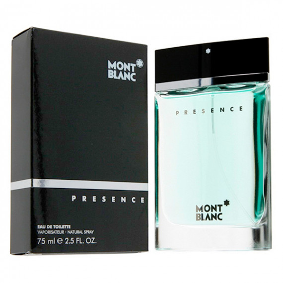 Perfume Hombre Presence Montblanc EDT