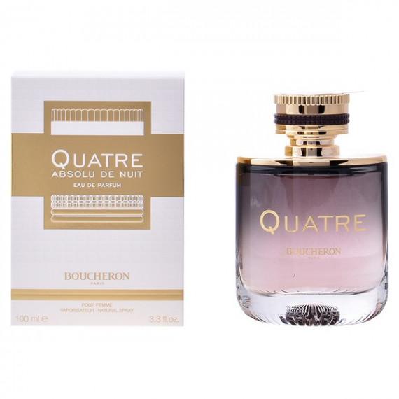Perfume Mujer Quatre Absolu De Nuit Femme Boucheron EDP