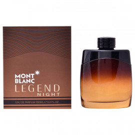 Perfume Hombre Legend Night Montblanc EDP