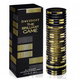 Perfume Hombre The Brilliant Game Davidoff EDT (100 ml)