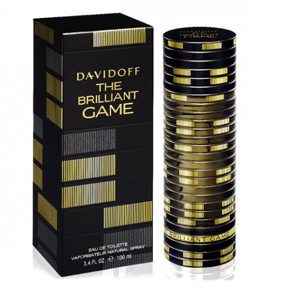 Perfume Hombre The Brilliant Game Davidoff EDT (100 ml)