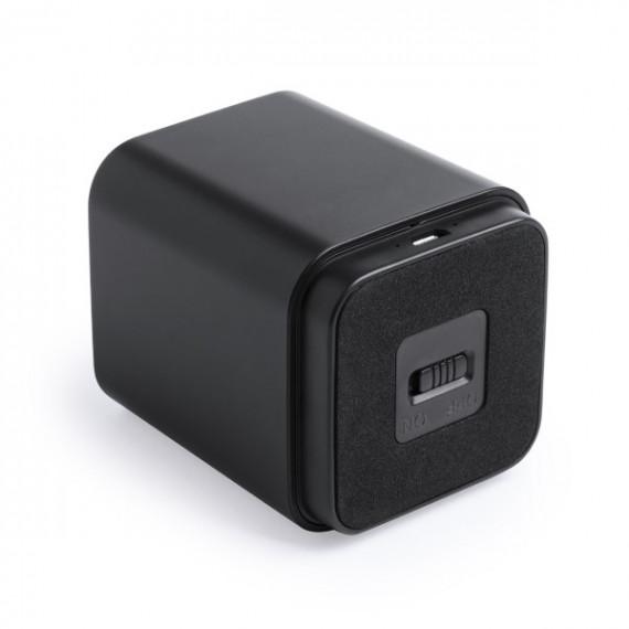 Altavoz Bluetooth Inalámbrico USB 3W Negro 146132