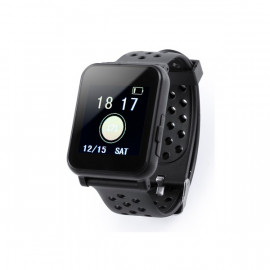 "Smartwatch 1,44"" LCD Bluetooth Negro 146147"