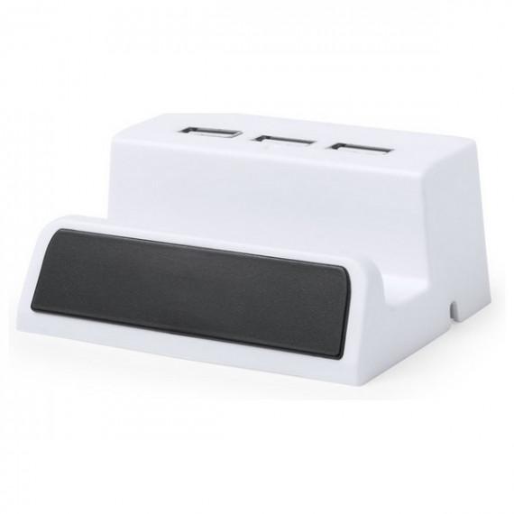 Puerto USB 2.0 con Soporte para Móvil 145993