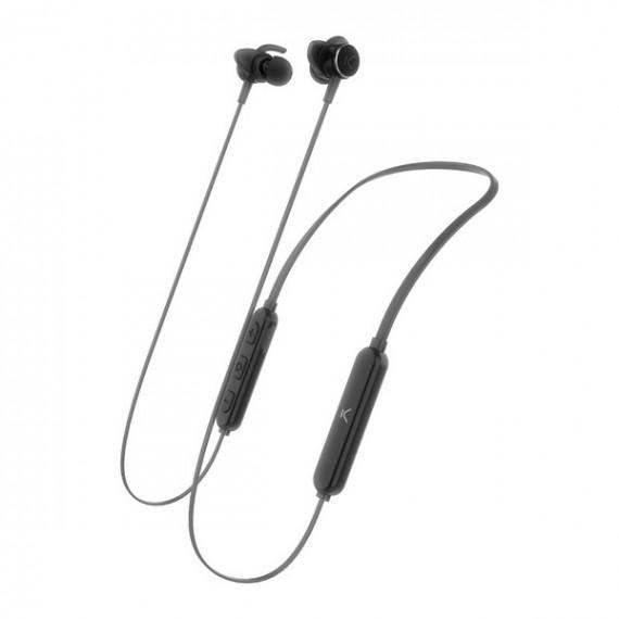 Auriculares Deportivos con Micrófono 110 mAh Negro