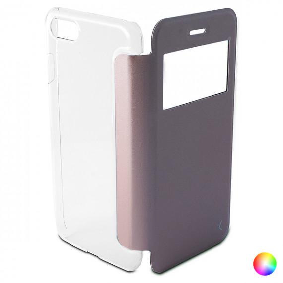 Funda Folio para Móvil Iphone 8/7 Crystal View