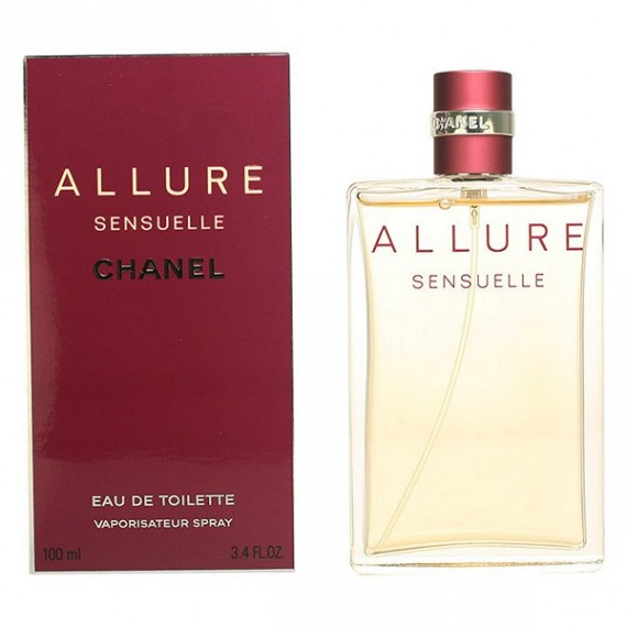Perfume Mujer Allure Sensuelle Chanel EDT