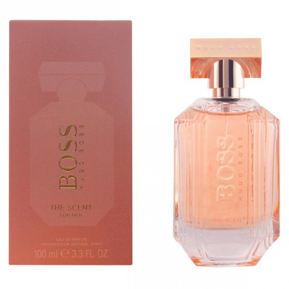 Perfume Mujer The Scent For Her Hugo Boss-boss EDP